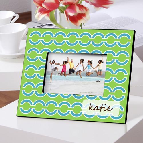 Personalized Color Bright Frames - BlueLinks - JDS