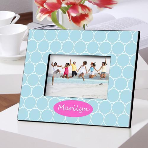 Personalized Color Bright Frames - BlueSpiral - JDS
