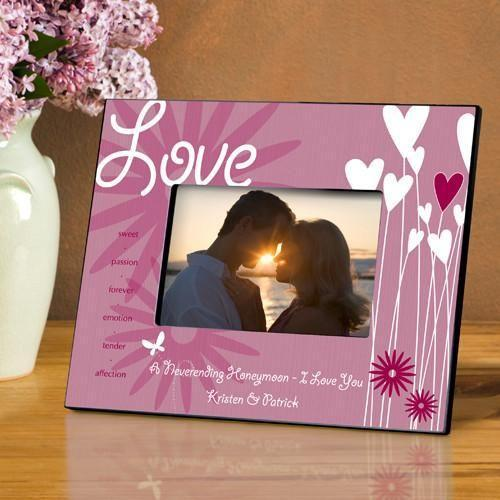 Personalized Valentines Frames - All - Heartthrob - JDS