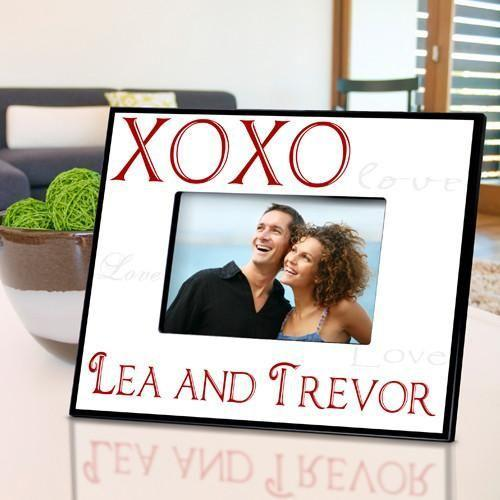 Personalized Valentines Frames - All - HugsandKisses - JDS
