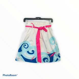Primary Photo - BRAND: LILLY PULITZER STYLE: SKIRT COLOR: WHITE BLUE SIZE: S SKU: 311-31130-4961