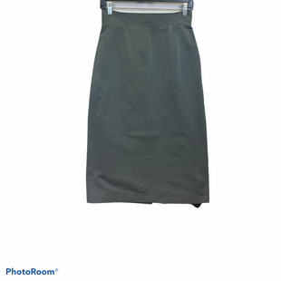 Primary Photo - BRAND: HUGO BOSS STYLE: SKIRT COLOR: GREY SIZE: S SKU: 311-31130-4039JUST PAST THE KNEE LENGTH PENCIL SKIRT
