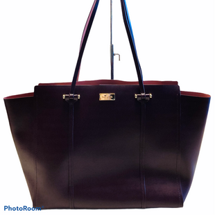 Primary Photo - BRAND: KATE SPADE STYLE: HANDBAG DESIGNER COLOR: BURGUNDY SIZE: LARGE SKU: 311-31130-4320