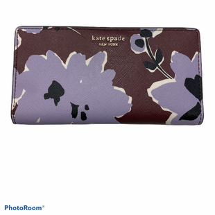 Primary Photo - BRAND: KATE SPADE STYLE: WALLET COLOR: FLORAL SIZE: MEDIUM OTHER INFO: NEW CAMERON FLORAL SKU: 311-31111-39403