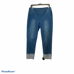 Primary Photo - BRAND:    CLOTHES MENTOR STYLE: JEANS COLOR: BLUE SIZE: L OTHER INFO: LULU B - SKU: 311-31130-4707
