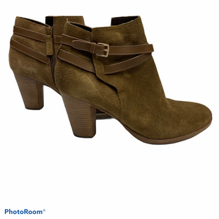 Primary Photo - BRAND: COLE-HAAN STYLE: BOOTS ANKLE COLOR: TAN SIZE: 8 SKU: 311-31111-33761
