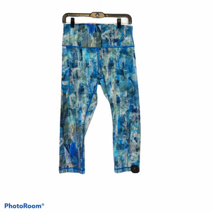 Primary Photo - BRAND: LULULEMON STYLE: ATHLETIC CAPRIS COLOR: TEAL SIZE: 10 SKU: 311-31120-16033