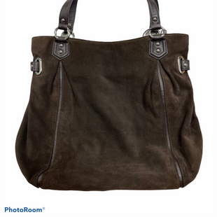 Primary Photo - BRAND: COACH STYLE: HANDBAG COLOR: BROWN SIZE: LARGE SKU: 311-31120-15349