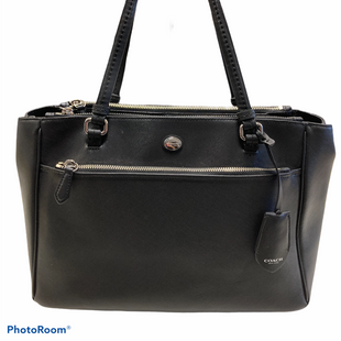 Primary Photo - BRAND: COACH STYLE: HANDBAG DESIGNER COLOR: BLACK SIZE: LARGE SKU: 311-31130-3394