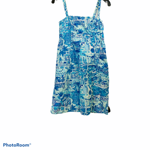 Primary Photo - BRAND: LILLY PULITZER STYLE: DRESS SHORT SLEEVELESS COLOR: BLUE SIZE: XS SKU: 311-31130-4960
