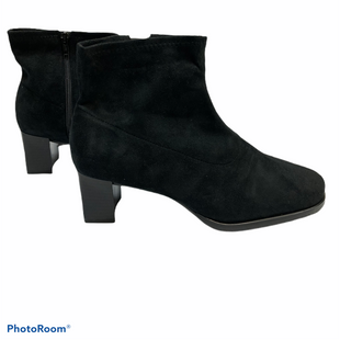 Primary Photo - BRAND: CLOUDWALKERS STYLE: BOOTS ANKLE COLOR: BLACK SIZE: 10 SKU: 311-31120-9637