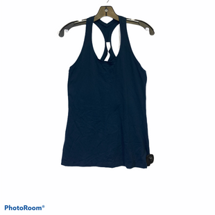 Primary Photo - BRAND: LULULEMON STYLE: ATHLETIC TANK TOP COLOR: NAVY SIZE: 10SKU: 311-31130-5210