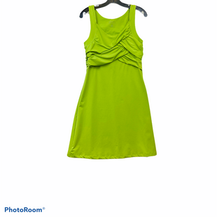 Primary Photo - BRAND: ATHLETA STYLE: DRESS SHORT SLEEVELESS COLOR: GREEN SIZE: M SKU: 311-31120-15410