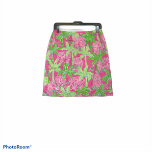 Primary Photo - BRAND: LILLY PULITZER STYLE: SKIRT COLOR: PINKGREEN SIZE: S SKU: 311-31130-4969SIZE 4100% COTTON