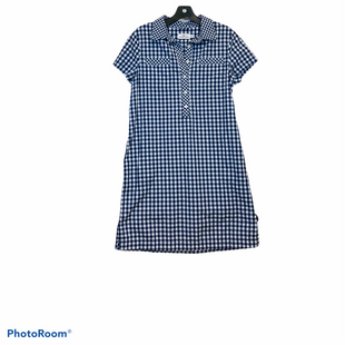 Primary Photo - BRAND: VINEYARD VINES STYLE: DRESS SHORT SHORT SLEEVE COLOR: BLUE WHITE SIZE: 4 SKU: 311-31120-16161100% COTTONWITH SIDE POCKETS :-)