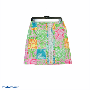 Primary Photo - BRAND: LILLY PULITZER STYLE: SKIRT COLOR: MULTI SIZE: S SKU: 311-31130-495480% COTTON / 20% POLYESTER