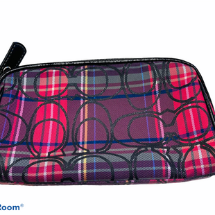 Primary Photo - BRAND: COACH STYLE: MAKEUP BAG COLOR: MULTI SIZE: 01 PIECE SKU: 311-31111-35261