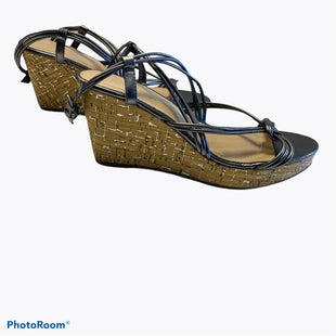 Primary Photo - BRAND: APT 9 STYLE: SANDALS HIGH COLOR: PEWTER SIZE: 9.5 SKU: 311-31111-40375