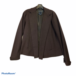 Primary Photo - BRAND: BANANA REPUBLIC STYLE: BLAZER JACKET COLOR: BROWN SIZE: XS SKU: 311-31111-27044SUPER NICE MADE IN ITALY