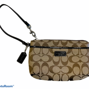 Primary Photo - BRAND: COACH STYLE: WRISTLET COLOR: MONOGRAM SKU: 311-31130-3967