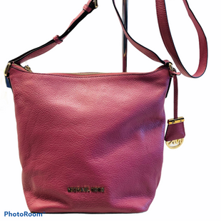 Primary Photo - BRAND: MICHAEL BY MICHAEL KORS STYLE: HANDBAG DESIGNER COLOR: PINK SIZE: MEDIUM SKU: 311-31130-4392