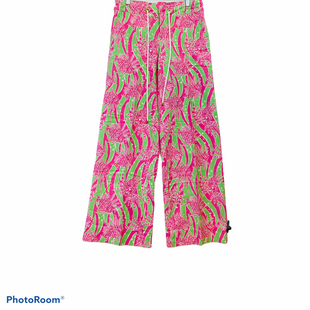 Primary Photo - BRAND: LILLY PULITZER STYLE: PANTS COLOR: MULTI SIZE: 2 SKU: 311-31120-1546755% LINEN / 45% COTTON