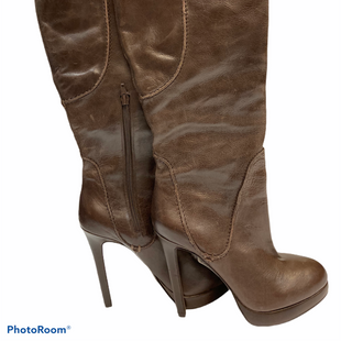 Primary Photo - BRAND: JESSICA SIMPSON STYLE: BOOTS KNEE COLOR: BROWN SIZE: 9 SKU: 311-31120-13806