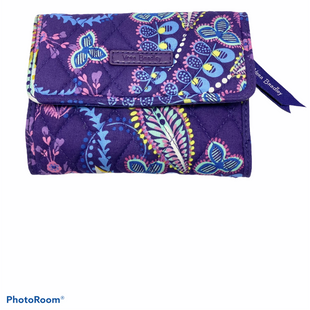 Primary Photo - BRAND: VERA BRADLEY STYLE: WALLET COLOR: PURPLE SIZE: SMALL SKU: 311-31120-8897