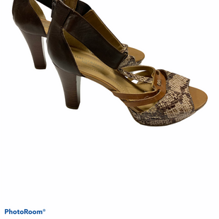 Primary Photo - BRAND: NATURALIZER STYLE: SHOES HIGH HEEL COLOR: ANIMAL PRINT SIZE: 7.5 SKU: 311-31111-41116