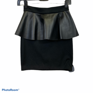 Primary Photo - BRAND:    CLOTHES MENTOR STYLE: SKIRT COLOR: BLACK SIZE: XS OTHER INFO: LOVE ADY - SKU: 311-31111-39806