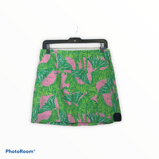 Primary Photo - BRAND: LILLY PULITZER STYLE: SKIRT COLOR: GREEN SIZE: XS SKU: 311-31130-4957