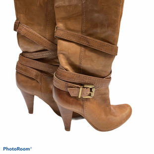 Primary Photo - BRAND: BCBGENERATION STYLE: BOOTS KNEE COLOR: CAMEL SIZE: 6.5 SKU: 311-31111-33023
