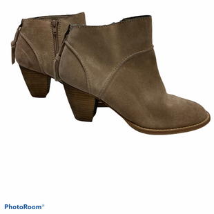 Primary Photo - BRAND:    CLOTHES MENTOR STYLE: BOOTS ANKLE COLOR: CAMEL SIZE: 6.5 OTHER INFO: TESORI - SKU: 311-31120-8683