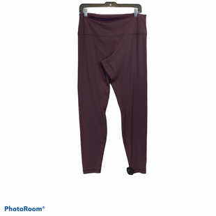 Primary Photo - BRAND: LULULEMON STYLE: ATHLETIC PANTS COLOR: PLUM SIZE: 14SKU: 311-31130-4460