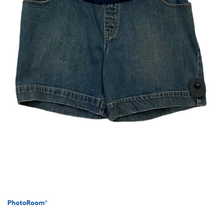 Primary Photo - BRAND: LIZ LANGE MATERNITY STYLE: SHORTS COLOR: DENIM BLUE SIZE: S SKU: 311-31120-3406