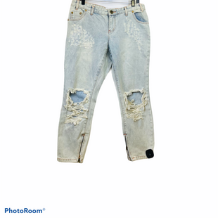 Primary Photo - BRAND:   CMC STYLE: JEANS DESIGNER COLOR: DENIM SIZE: 8 OTHER INFO: ONE TEASPOON - SKU: 311-31116-2026