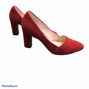 Primary Photo - BRAND: COLE-HAAN STYLE: SHOES HIGH HEEL COLOR: RED SIZE: 8 SKU: 311-31120-13936