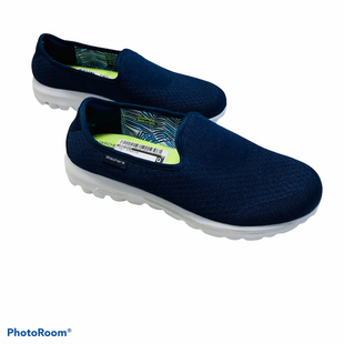 Primary Photo - BRAND: SKECHERS STYLE: SHOES ATHLETIC COLOR: BLUE SIZE: 9 SKU: 311-31120-16697
