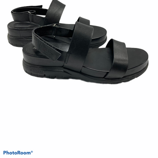 Primary Photo - BRAND: COLE-HAAN STYLE: SANDALS LOW COLOR: BLACK SIZE: 10 SKU: 311-31120-16590