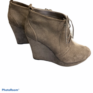 Primary Photo - BRAND: JESSICA SIMPSON STYLE: BOOTS ANKLE COLOR: GREY SIZE: 9.5 SKU: 311-31120-14327