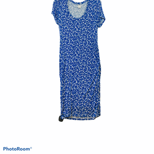 Primary Photo - BRAND: OLD NAVY STYLE: DRESS LONG SHORT SLEEVE COLOR: BLUE SIZE: M OTHER INFO: MATERNITY SKU: 311-31120-13137