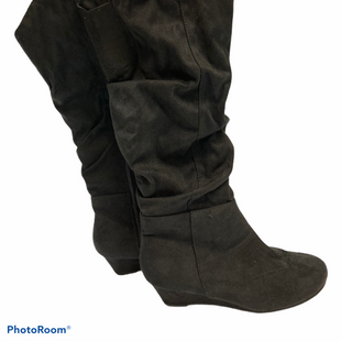 Primary Photo - BRAND:    CLOTHES MENTOR STYLE: BOOTS KNEE COLOR: BLACK SIZE: 7.5 OTHER INFO: COMFORT VIEW - SKU: 311-31111-29243