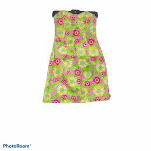 Primary Photo - BRAND: LILLY PULITZER STYLE: DRESS SHORT SLEEVELESS COLOR: MULTI SIZE: 2 SKU: 311-31120-1545697% COTTON