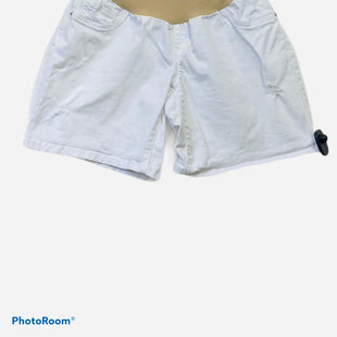 Primary Photo - BRAND: MOTHERHOOD STYLE: SHORTS COLOR: WHITE SIZE: M SKU: 311-31130-1837