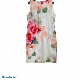 Primary Photo - BRAND: CALVIN KLEIN STYLE: DRESS SHORT SLEEVELESS COLOR: FLORAL SIZE: XL SKU: 311-31111-40199SIZE 14W