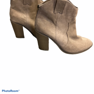 Primary Photo - BRAND: MERONA STYLE: BOOTS ANKLE COLOR: TAN SIZE: 10 SKU: 311-31130-2344