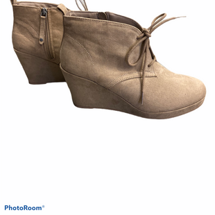 Primary Photo - BRAND: DV STYLE: BOOTS ANKLE COLOR: TAN SIZE: 9.5 SKU: 311-31120-14328