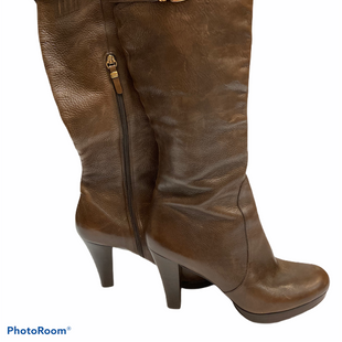 Primary Photo - BRAND: VIA SPIGA STYLE: BOOTS DESIGNER COLOR: BROWN SIZE: 9 SKU: 311-31130-2352R