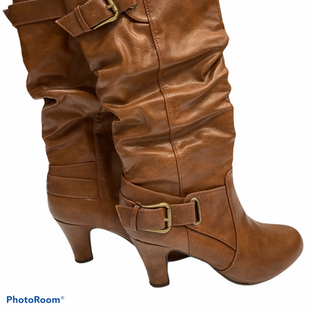 Primary Photo - BRAND:    CLOTHES MENTOR STYLE: BOOTS KNEE COLOR: BROWN SIZE: 8 OTHER INFO: POCHE - SKU: 311-31130-518