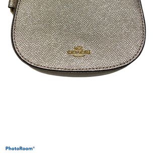 Primary Photo - BRAND: COACH STYLE: WRISTLET COLOR: GOLD SKU: 311-31120-163625.25X3.75X1.5